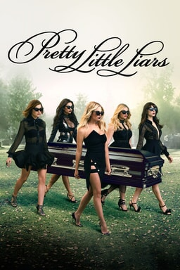 Pretty Little Liars: Season 6 - Key Art