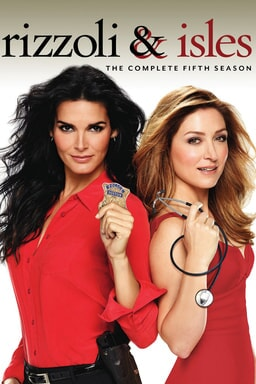 Rizzoli & Isles: Season 5 - Key Art