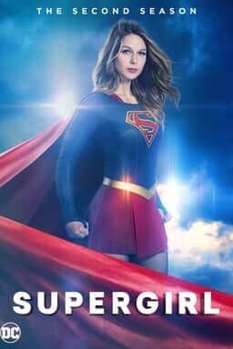 Supergirl: Season 2 - Key Art