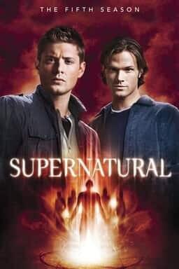 Supernatural: Season 5 - Key Art