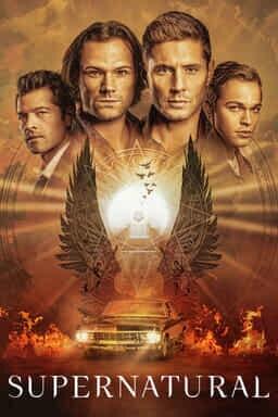 Supernatural: Season 15 - Key Art