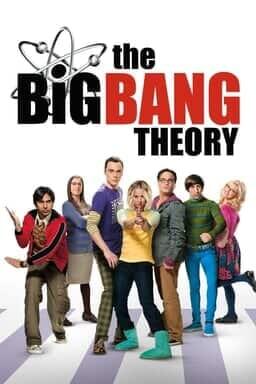 The Big Bang Theory: Season 10 - Key Art