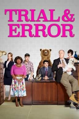 Trial & Error: Season 1 - Key Art