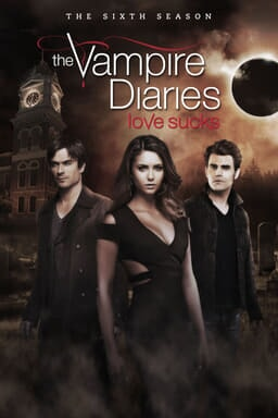 The Vampire Diaries: Season 6 - Key Art