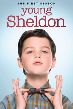 Young Sheldon: Season 1 - Key Art