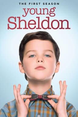 Young Sheldon: Season 1 - Key Art