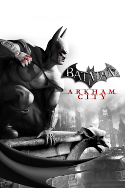 Batman: Arkham City - Key Art
