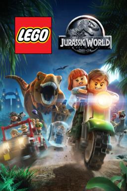 LEGO Jurassic World - Key Art