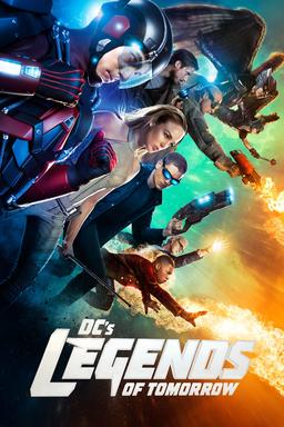 DC's Legends of Tomorrow: Season 1 - Key Art