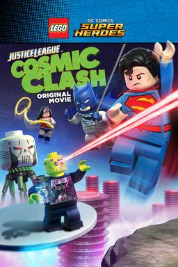 LEGO DC Comics Super Heroes: Justice League: Cosmic Clash  - Key Art