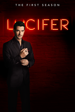 Lucifer: Season 1 - Illustration