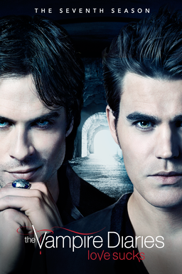 The Vampire Diaries: Season 7 - Key Art