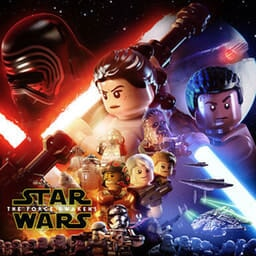 LEGO Star Wars: The Force Awakens - Illustration