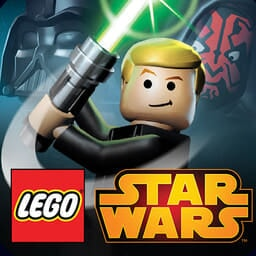 LEGO Star Wars: The Complete Saga - Key Art