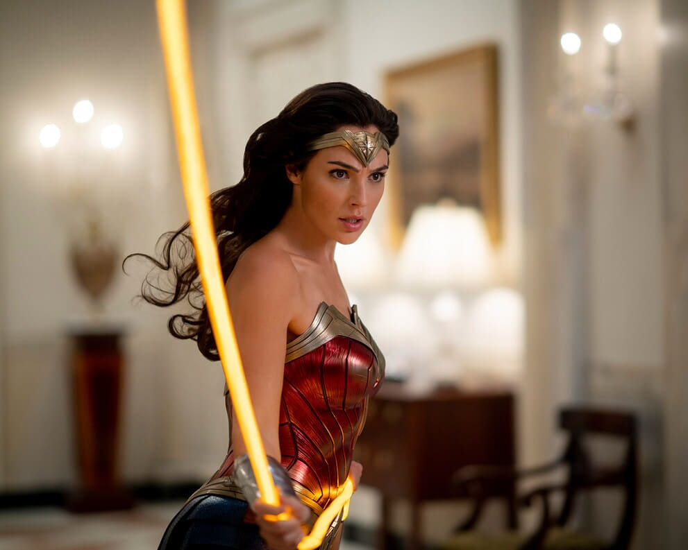 Celebrate Wonder Woman 1984's 84 Hours of Giveaways